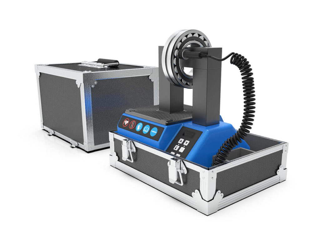 Индукционный нагреватель деталей весом до 12 кг BALTECH-HI-1610