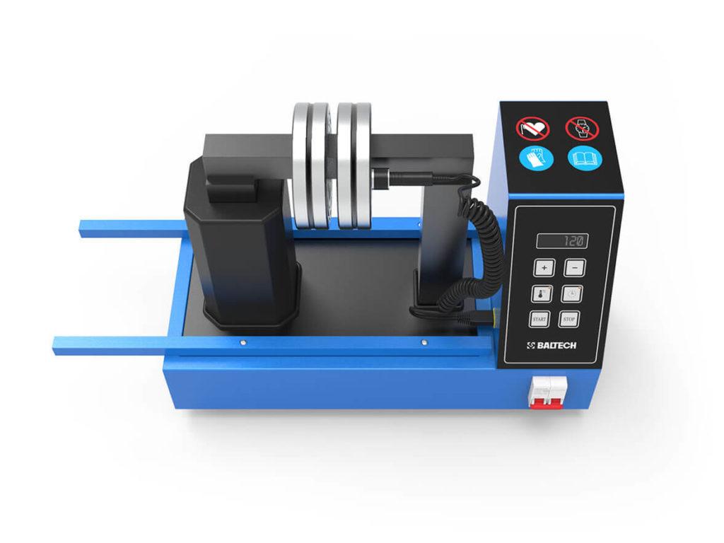 Индукционный нагреватель для нагрева деталей весом до 55 кг BALTECH HI-1630