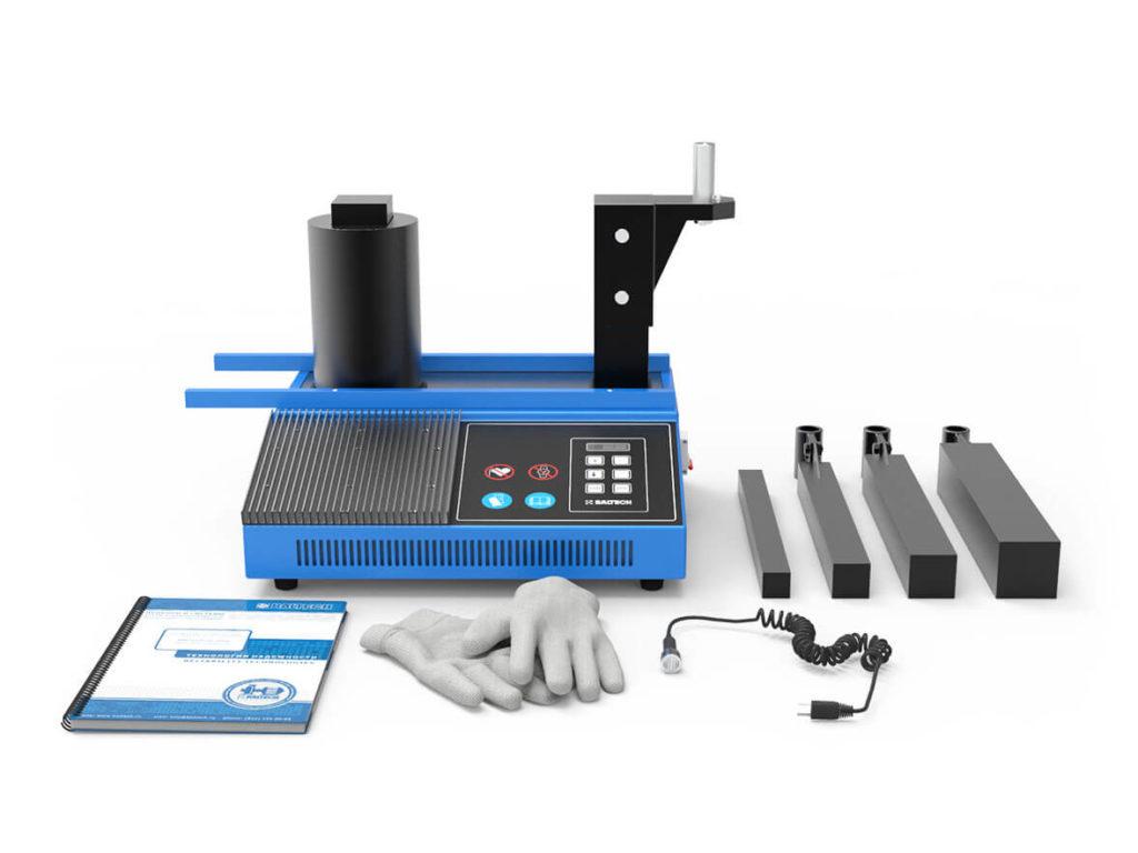 Индукционный нагреватель для нагрева деталей весом до 210 кг BALTECH HI-1650