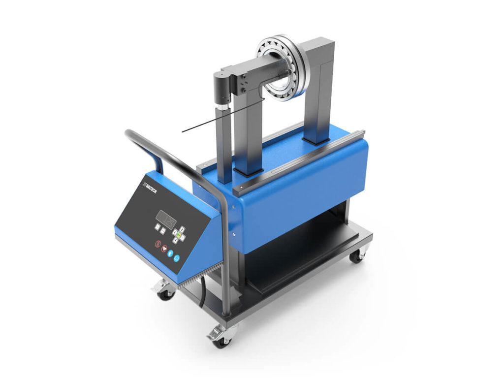 Индукционный нагреватель с двумя сердечниками для нагрева деталей весом до 24 кг BALTECH-HI-1660