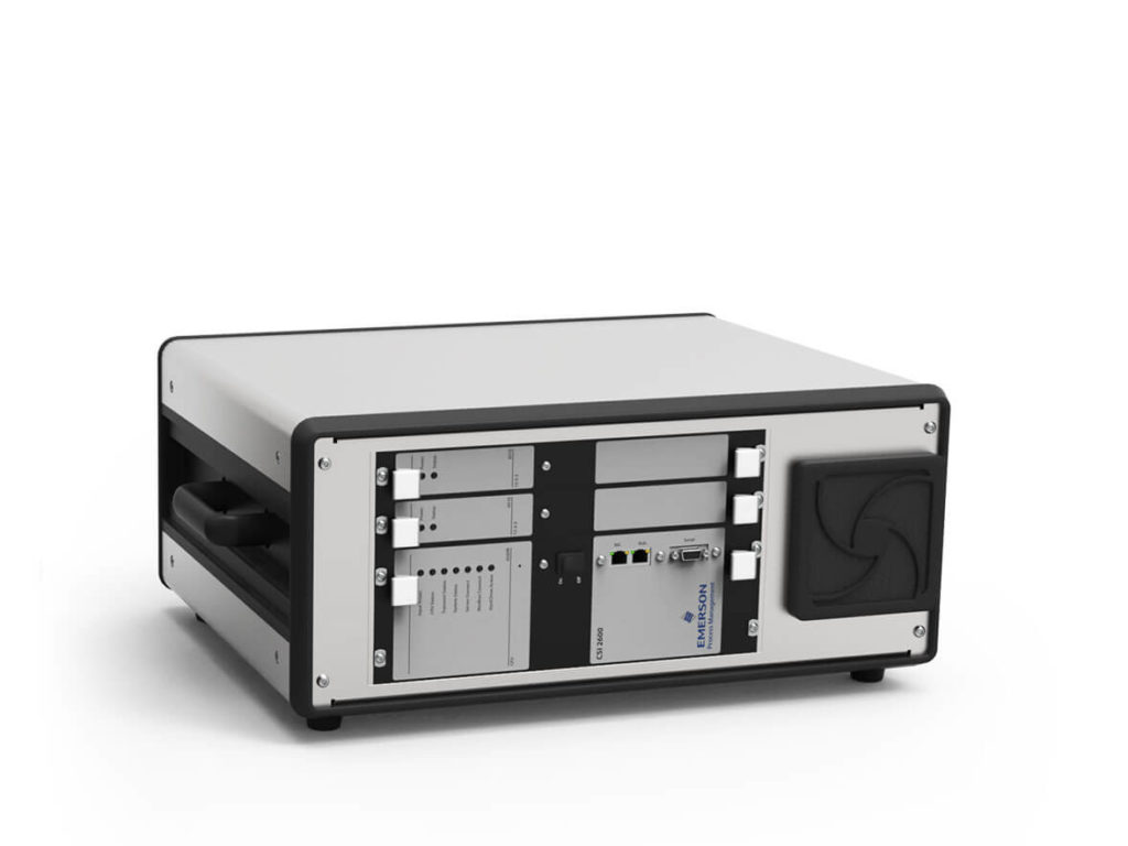 Мобильная 24-канальная система мониторинга и анализа состояния машинного оборудования CSI-2600