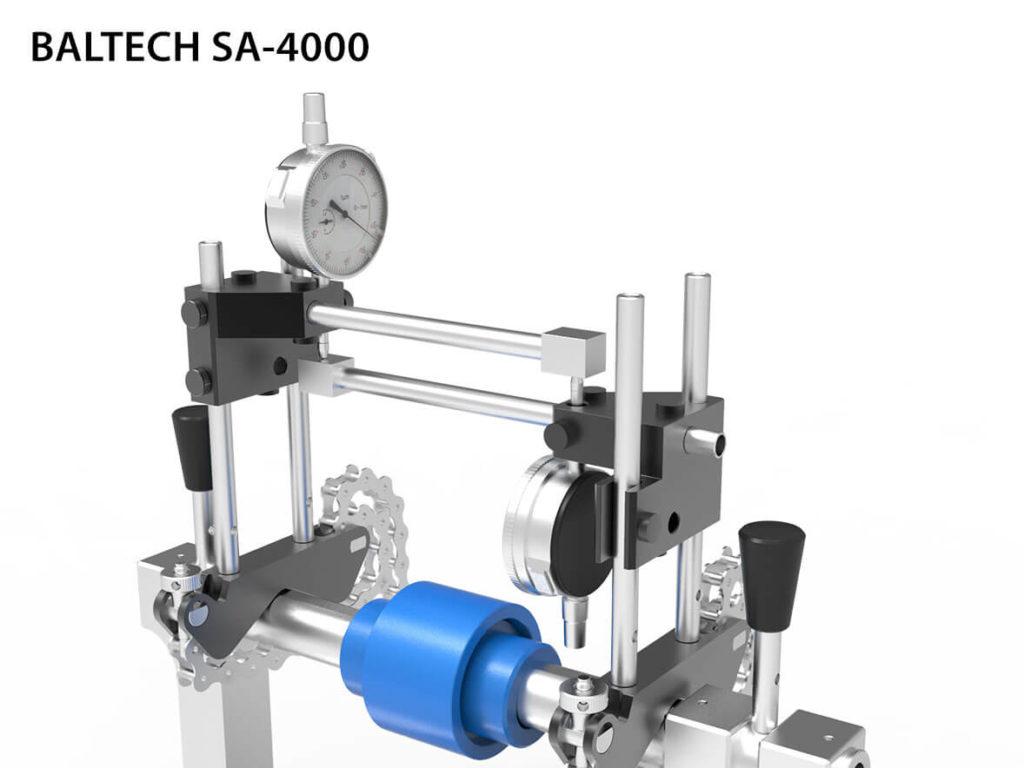 Индикаторные системы центровки валов BALTECH SA - 4000
