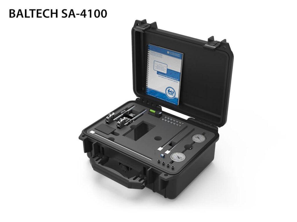 Индикаторные системы центровки валов BALTECH SA - 4100