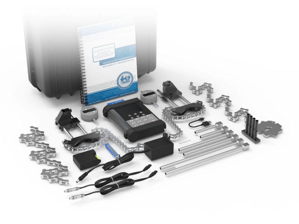Система центровки валов электронно-механическая BALTECH-SA-4300