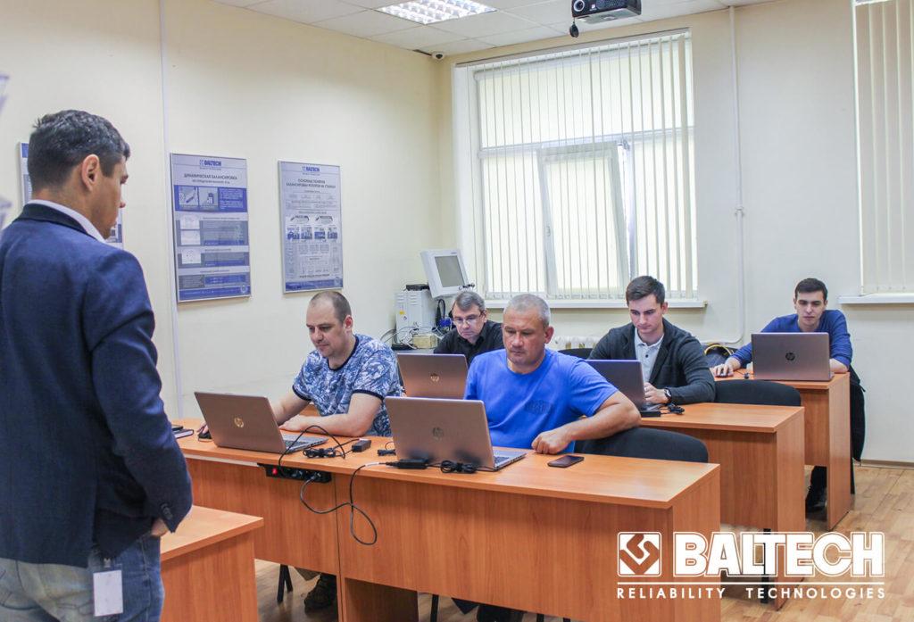 Обучение технических специалистов в компании Балтех
