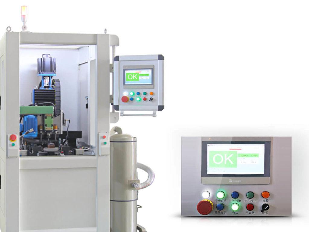 Высокопроизводительные станки дорезонансного типа для поточных серийных производств BALTECH-SBM-7300