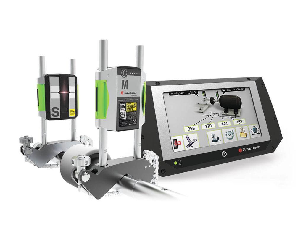 Система для центровки валов лазерная Fixturlaser EVO