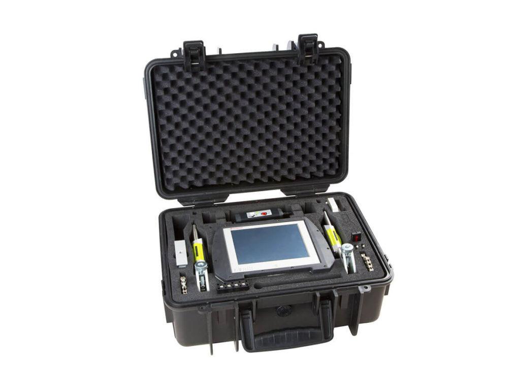 Система для центровки валов лазерная Fixturlaser NXA Pro
