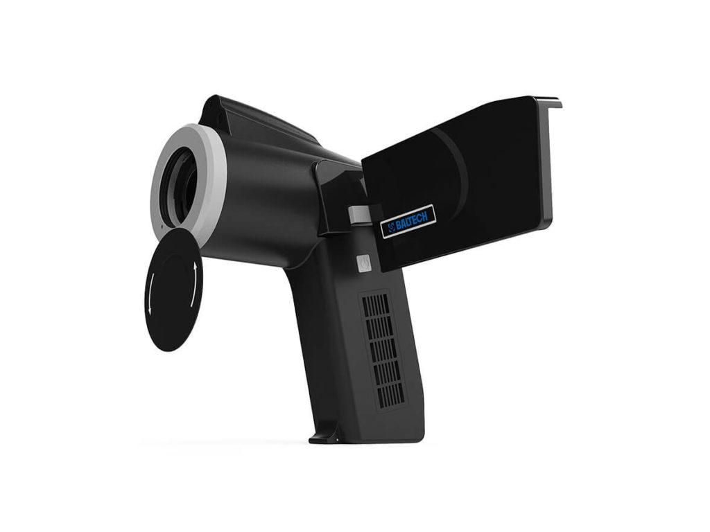 Бюджетный тепловизор со встроенной камерой TR-0120