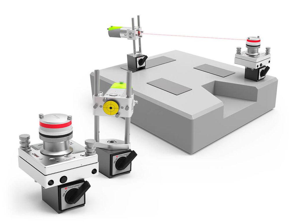 Система для центровки валов и контроля плоскостности лазерная Fixturlaser-NXA-Ultimate