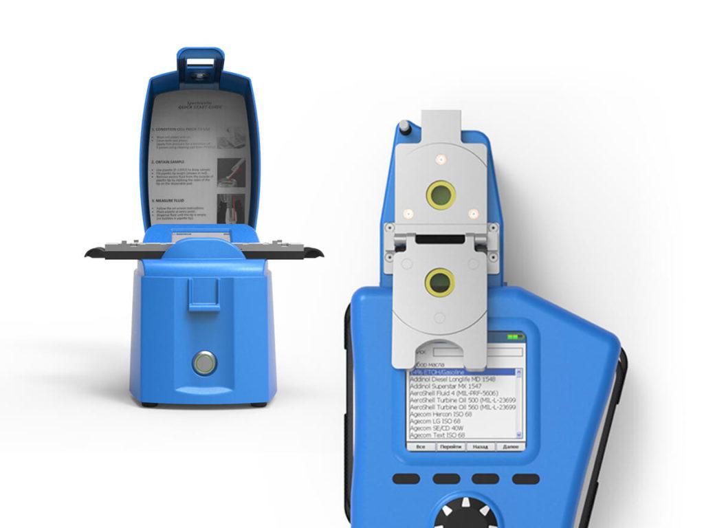 Минилаборатория для экспресс-диагностики масел Minilab 33