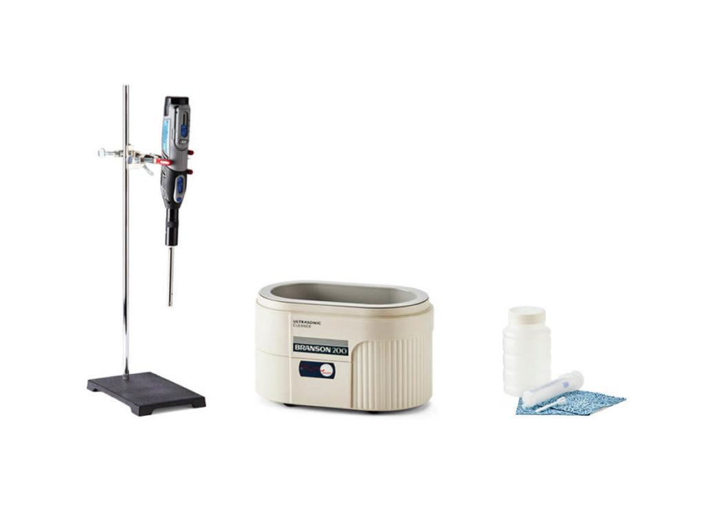 Расходные материалы и Ультрозвуковая ванна